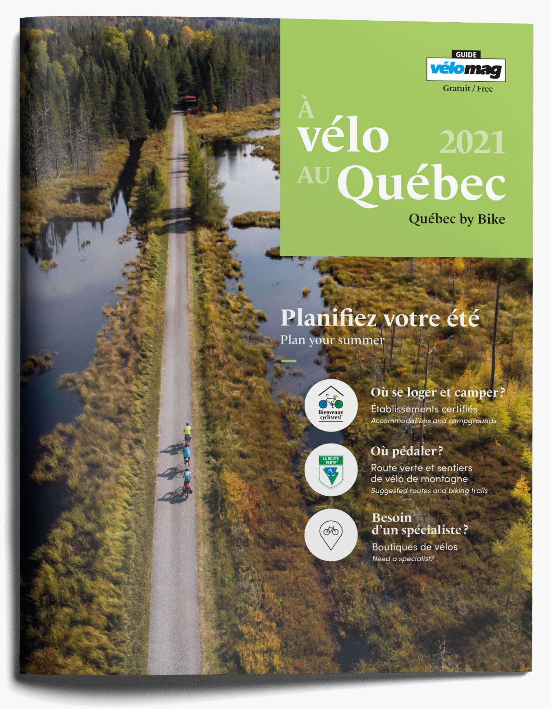 À vélo au Québec 2020